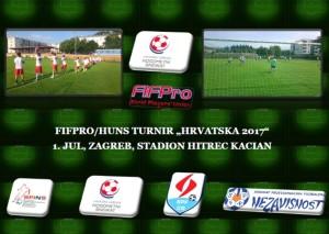 Plakat turnir Zagreb